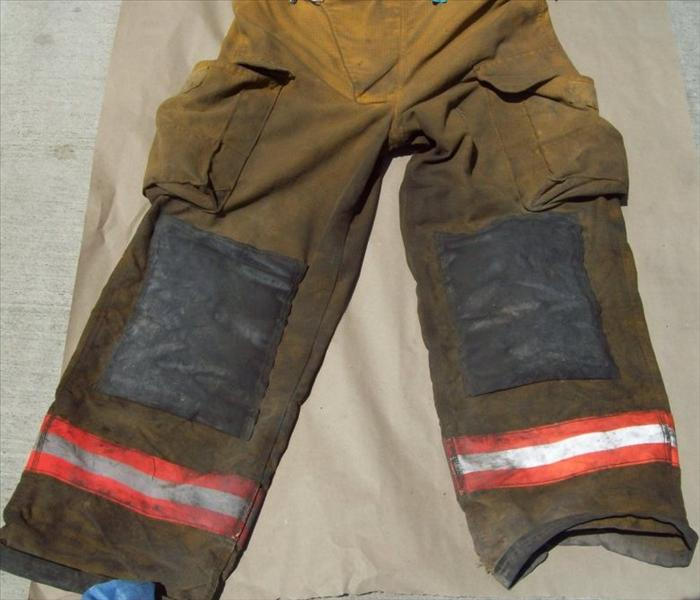 Firefighter Gear Before