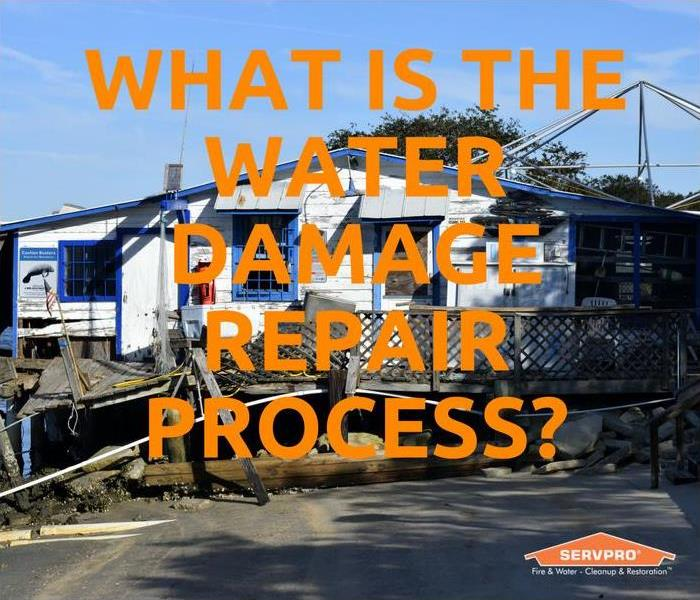 Water Damage What Is The Water Damage Repair Process?