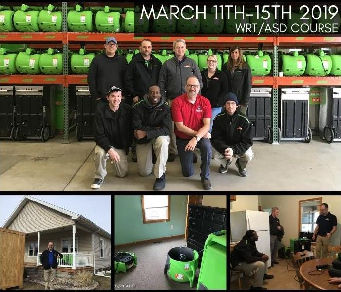 Why SERVPRO March 2019 WRT/ASD Training Courses