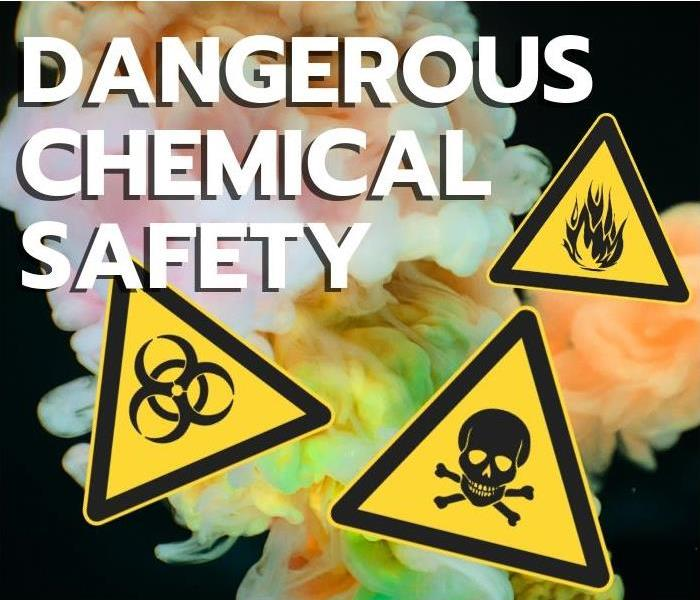 Dangerous Chemical Safety Servpro Of North Central