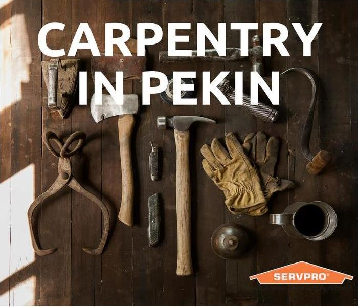 Building Services Carpentry In Pekin