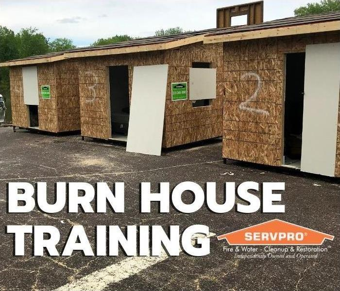 Fire Damage Burn House Training - CIFIA (May 2019)