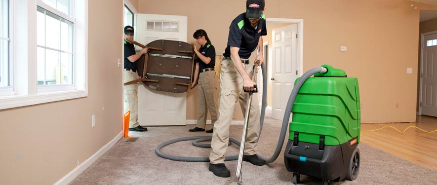 Pekin, IL residential restoration cleaning